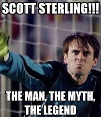 Sterling Memes - scott sterling the legend amazing gifs pinterest gifs funny