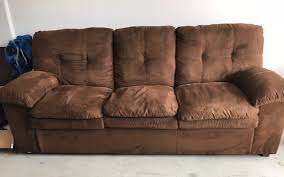 microfiber fabric for sofa brown microfiber sofa 1 yr old dallas indian community