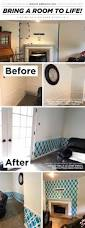 Accent Wall Patterns by Stencil Patterns Can Bring A Room To Life Stencil Stories