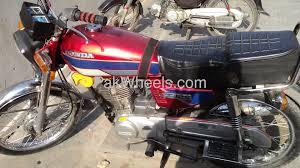 honda cg 125 1990 of basit20 member ride 17525 pakwheels