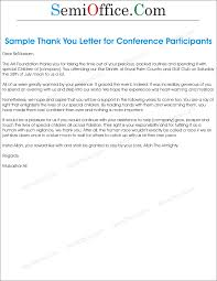 sle thank you letter after thank you letter format attending event 28 images thank you