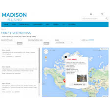 Google Maps Canada by Magento Google Maps Store Locator Extension