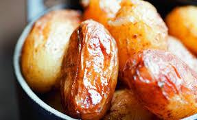comment cuisiner les pommes de terre grenaille de pommes de terre grenailles à l ail par alain ducasse