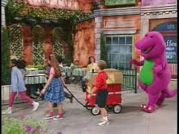 walk block barney barney wiki fandom powered
