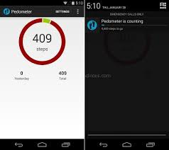 pedometer app for android the best free pedometer step counter apps for the nexus 5