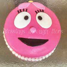 yo gabba gabba birthday cake3d cards 35 best cake ideas images on