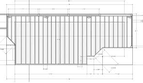 dimensioning with sketchup deck project blog