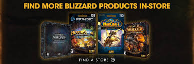battlenet prepaid card blizzard entertainment pc gamestop