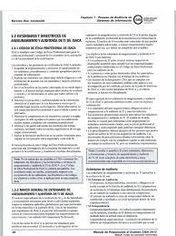 1 3 estándares y directrices de aseguramiento y auditoría de ti de