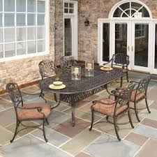 Iron Patio Dining Set Outdoor Dining Table For Great Summer Outdoor