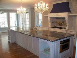 Chandelier In The Kitchen Crystal Lighting In Kitchen