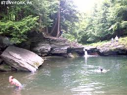 Delaware wild swimming images Swimmingholes info pennsylvania swimming holes and hot springs jpg