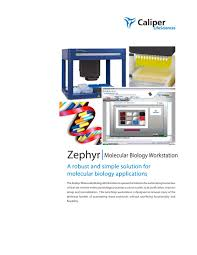 zephyr molecular biology workstation brochure perkinelmer pdf