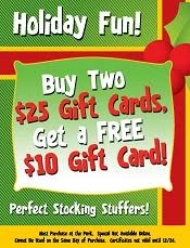 gift card specials specials deals and promotions magic mountain east
