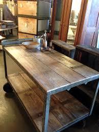 kitchen island reclaimed wood audacious rustic kitchen island reclaimed wood ideas kitchen