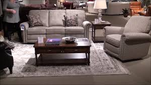 Lane Furniture Leather Reclining Sofa by Jasmine Sofa And Recliner By Lane Furniture Youtube