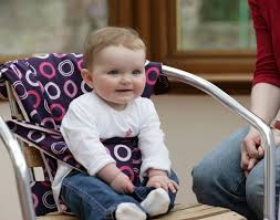 siege nomade bébé chaise nomade bébé totseat bramble chaise nomade totseat