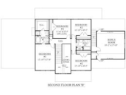 houseplans biz house plan 3226 b the livingston b house plan 3226 b the livingston b second floor