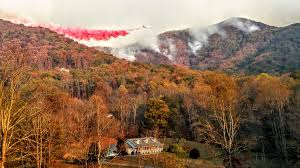 How Many Wildfires In Washington State by Nc Wildfires Cover 73 Square Miles 1 000 People Asked To Evacuate