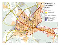 Black Forest Germany Map Umweltzone Www Freiburg De