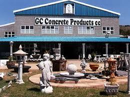 gc concrete manufacturers of concrete pillars and garden