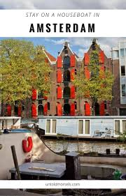 Airbnb Houseboat by Best 25 Houseboat Rental Amsterdam Ideas On Pinterest Houseboat