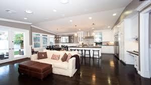 different kitchen designs large open kitchens open concept
