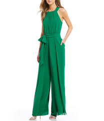 green jumpsuit s jumpsuits rompers dillards