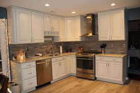 Backsplash For Kitchen With Granite Tiles Backsplash Diamond Cabinets Light Granite And Stone Tiles