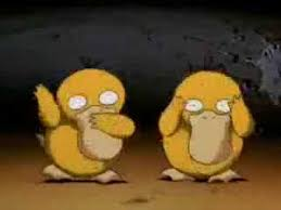 Psyduck Meme - epic psyduck fight youtube