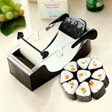 Urban Sushi Kitchen - details about 11x sushi maker kit rice roll mold kitchen diy easy