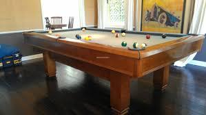 Used Billiard Tables by Used Pool Tables Los Angeles Brunswick Pool Tables Ventura