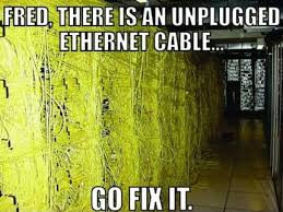 Cable Meme - there s your problem meme by alexgallegos96 memedroid