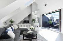 ideen fr einrichtung wohnzimmer wohnung farbe wohnzimmer schräge einrichten ideen sofa blaue