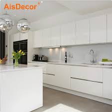 white contemporary kitchen cabinets gloss china australia apartment contemporary style high gloss