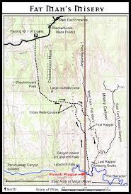 Blm Maps Utah by Fat Man U0027s Misery