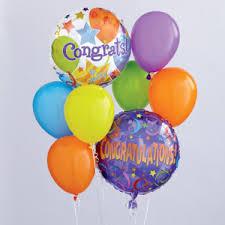 balloon delivery michigan schafer s flowers inc congratulations balloon bouquet kalamazoo mi