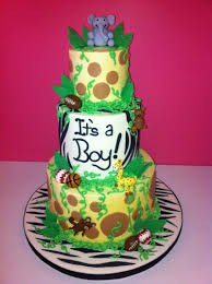 jungle baby shower cakes baby shower cake ideas jungle theme hd wallpapers