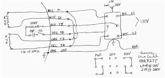 teco single phase induction motor wiring diagram circuit and fine