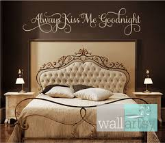 wall stickers for bedrooms quotes white wooden round night table