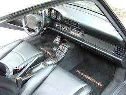 Porsche 993 Interior Porsche 993 Carrera 2 Tiptronic Coupe 1996 For Sale