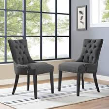 Chair Frames For Upholstery Upholstered Kitchen U0026 Dining Chairs You U0027ll Love Wayfair