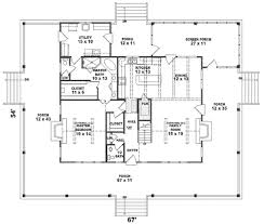 country style house plan 3 beds 2 50 baths 2373 sq ft plan 81 109