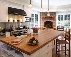 kitchen island wood countertop wood island countertop houzz