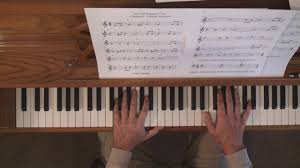 piano tutorial the old rugged cross from beginner to intermediate