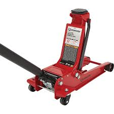 Arcan Car Jack by Strongway Hydraulic Quick Lift Service Jack 3 1 2 Ton Capacity