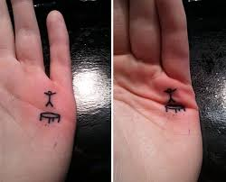10 clever tattoos that a meaning bored panda
