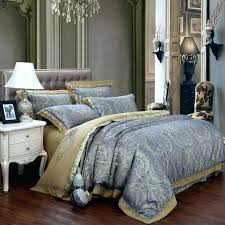 White And Gold Bedding Sets White And Gold Bedding Sets Medium Image For Estella Gold Duvet