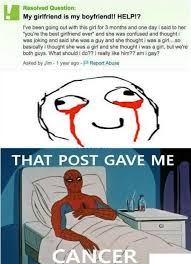 Gave Me Cancer Meme - gave me cancer meme 28 images it gave me cancer by friendzoned