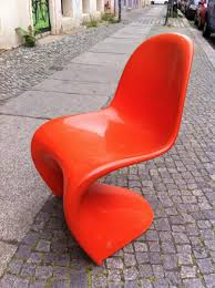 panton chair by verner panton for fehlbaum 1960s for sale at pamono